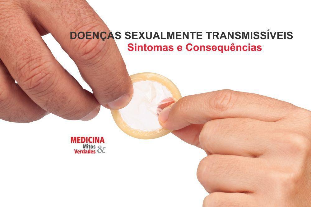 Doenças sexualmente transmissíveis - sintomas e consequências