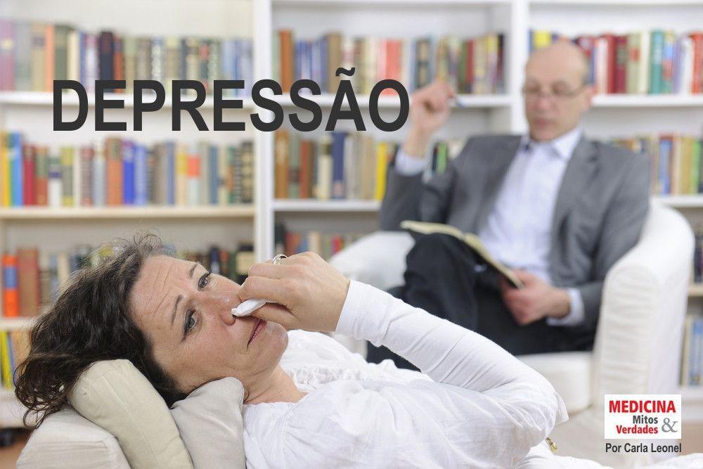 Depressão - causas e tratamento