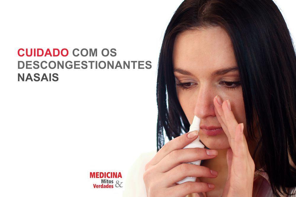 Descongestionante nasais