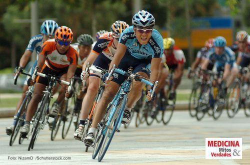 Prós e contras do ciclismo