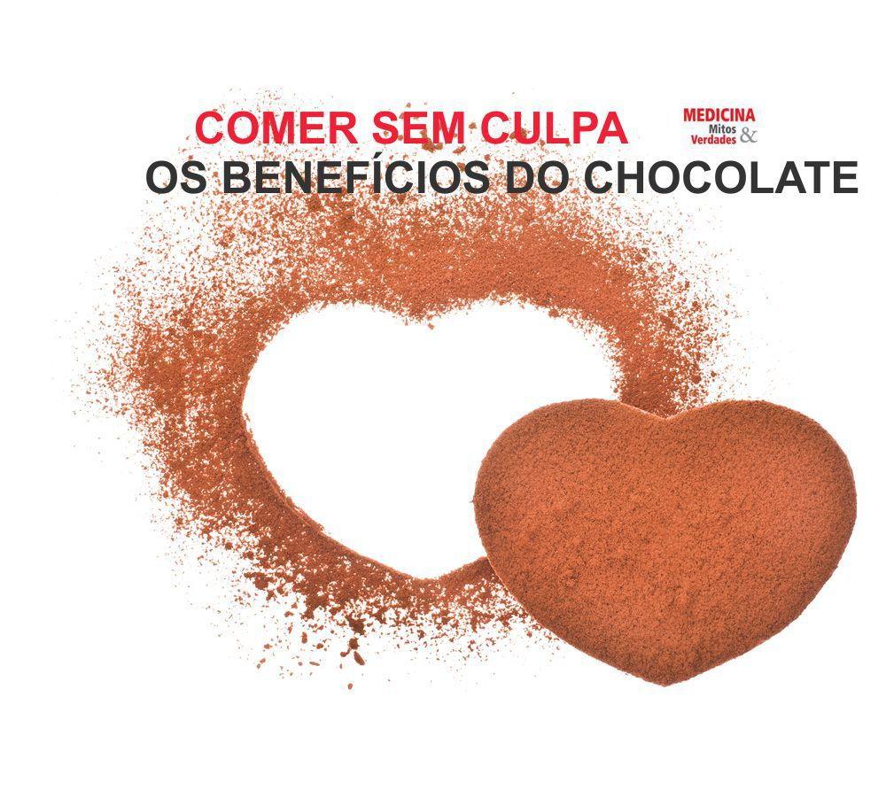Chocolate pode estimular o raciocínio