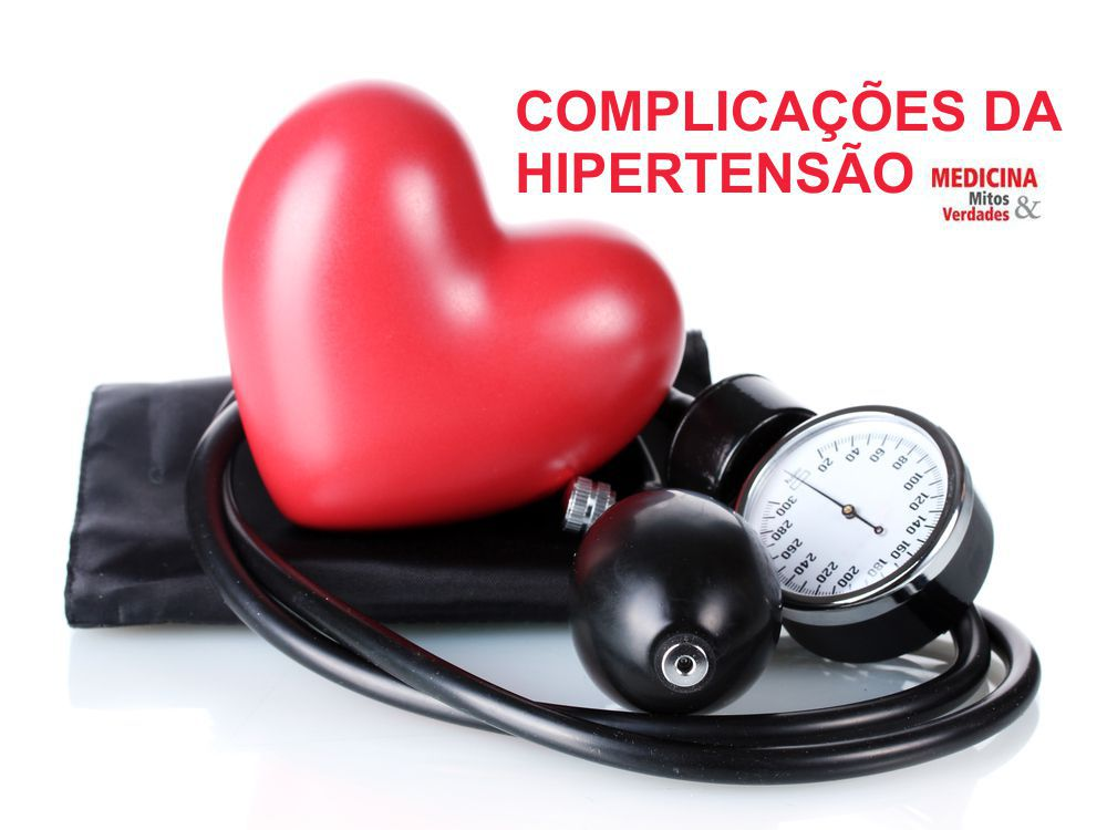 Sequelas da hipertensão