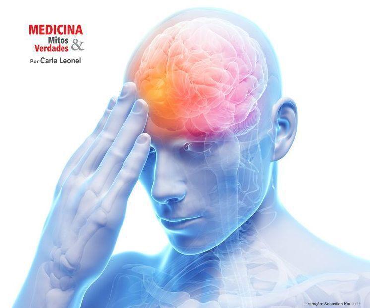 Causas das dores de cabeça