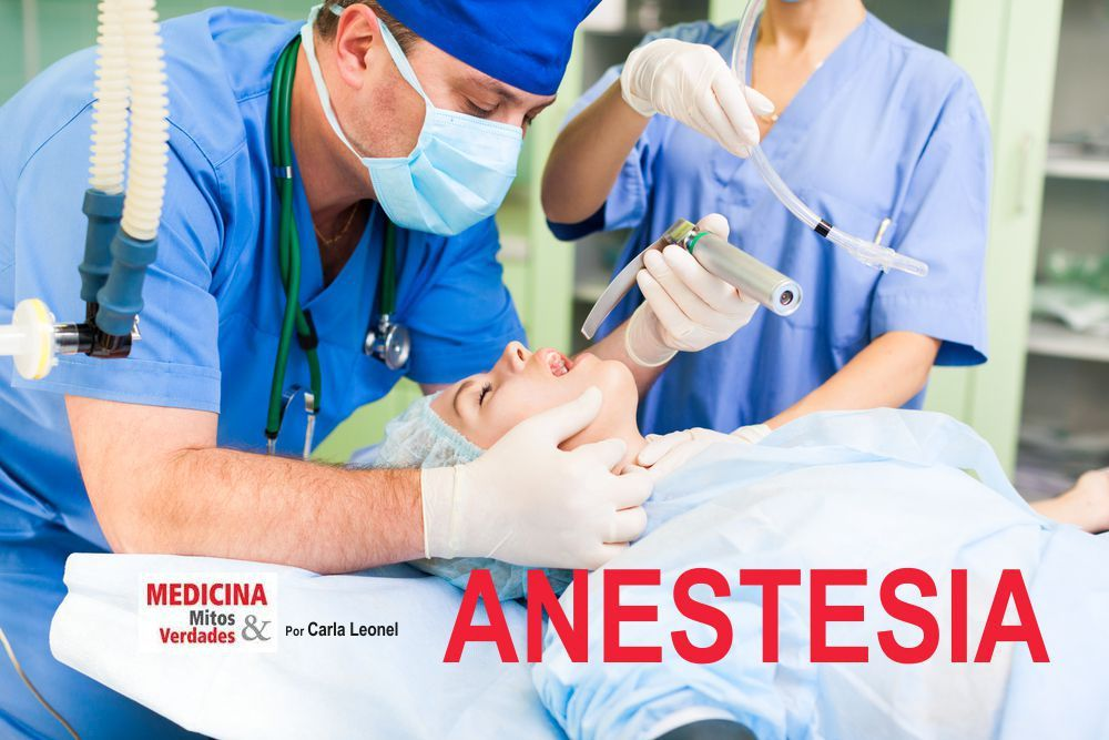 O medo da anestesia