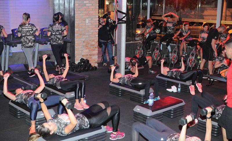 Boot Camp: emagreça com rapidez e ainda ganhe massa muscular