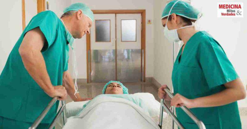 Nervoso e estresse é fator de risco para a cirurgia