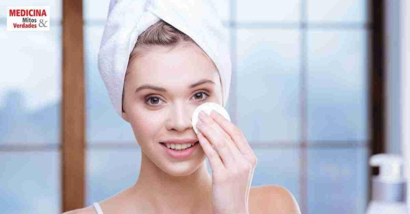 Aprenda a lavar o rosto de acordo com seu tipo de pele