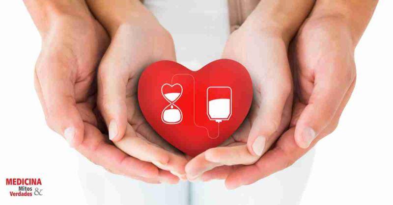 Dúvidas sobre a doação de sangue