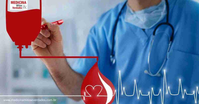 Hemorragia, doenças e transfusão de sangue