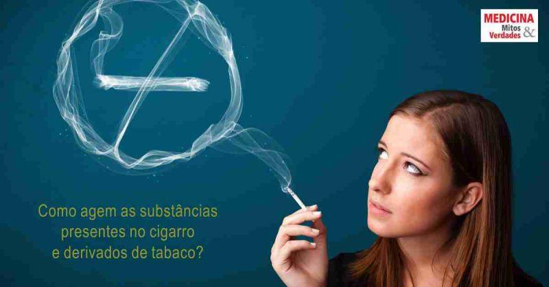 Por que o cigarro faz mal?
