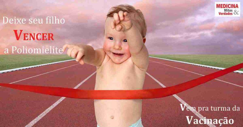 Poliomielite e paralisia infantil: corrida contra o tempo