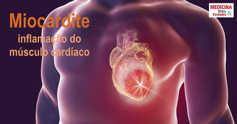 Inflamação do músculo cardíaco: miocardite