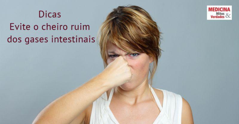 Cheiro ruim dos gases intestinais: saiba como evitar