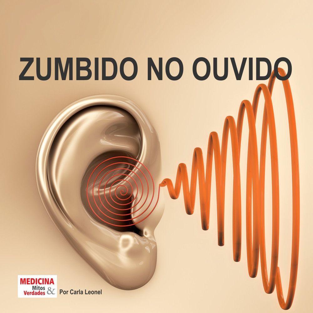Você escuta zumbido no ouvido?