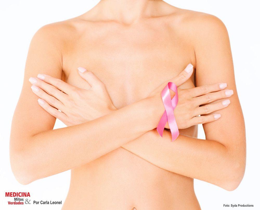 Será que tenho câncer de mama?