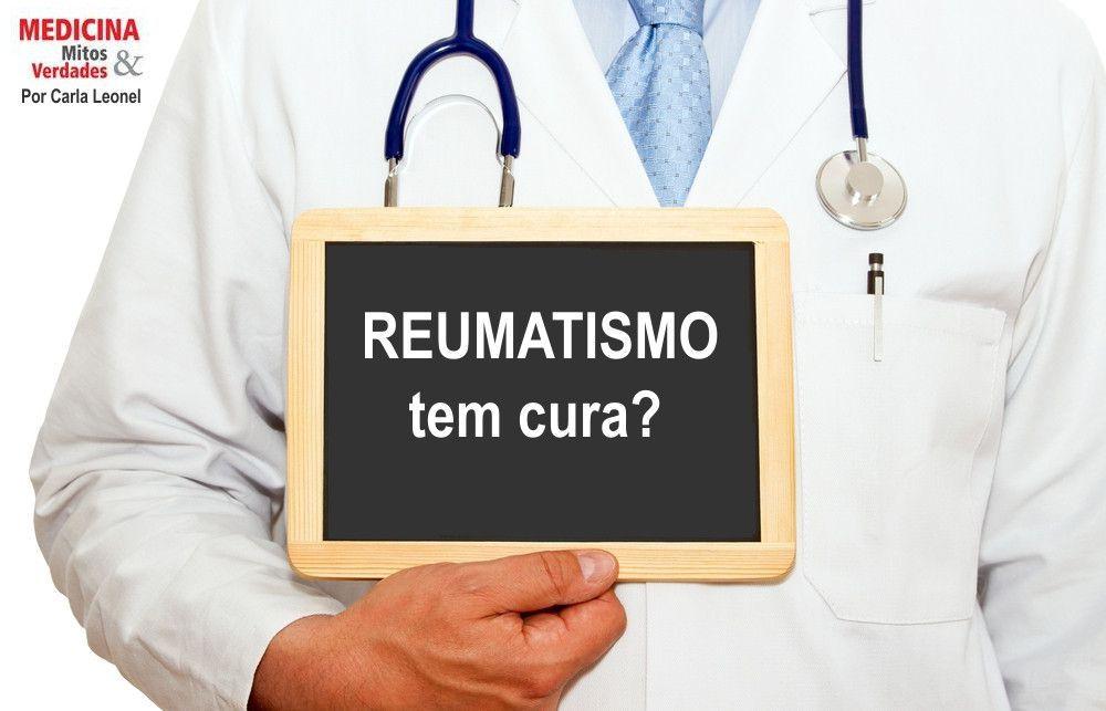 Reumatismo tem cura?