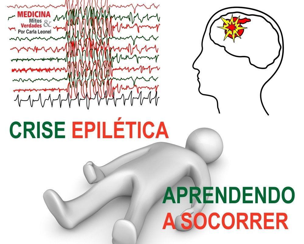 Como socorrer alguém no ataque epilético