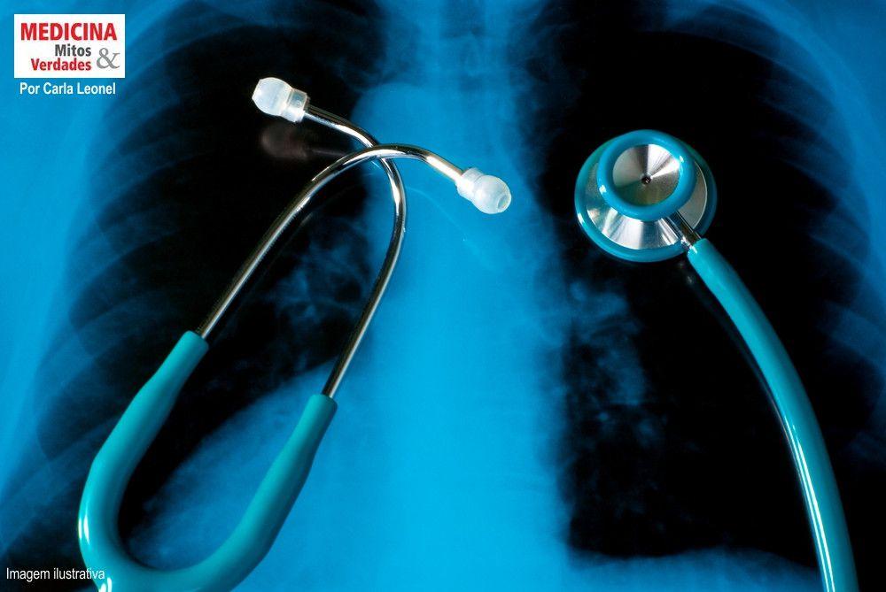 O que é enfarte pulmonar?