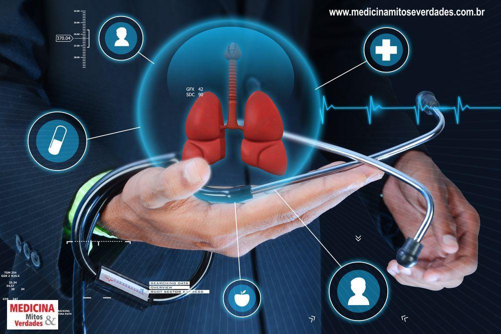 Medicamentos, tratamentos e diagnósticos em Pneumologia