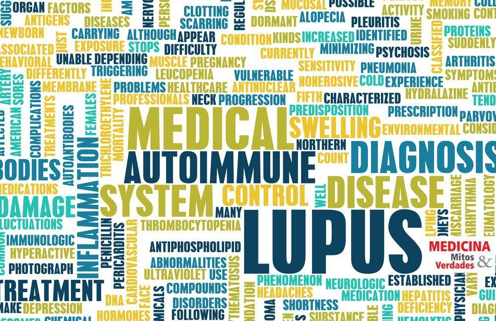 Sintomas do Lúpus