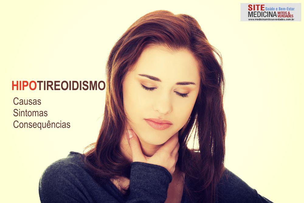 Tipos de hipotireoidismo