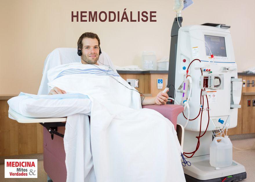 Mitos e verdades da hemodiálise
