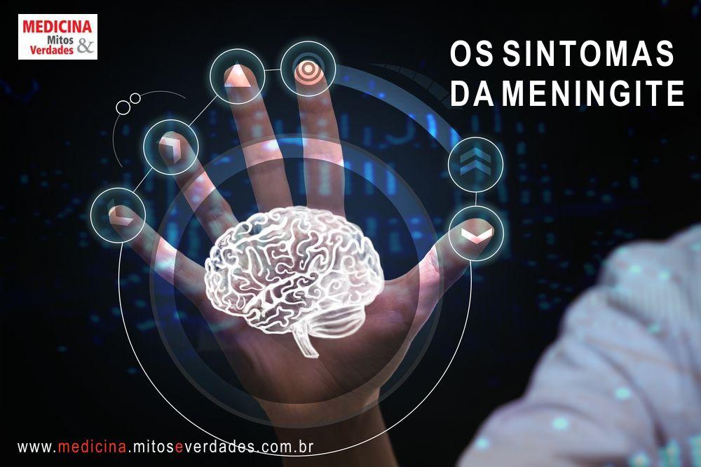 Sintomas e complicações da meningite