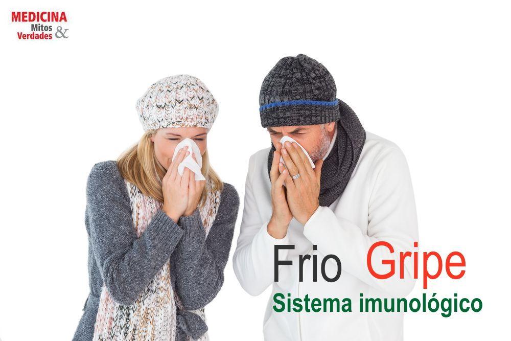 Frio, gripe e sistema imunológico