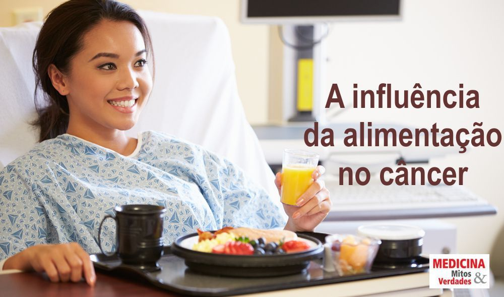 Câncer e alimentação