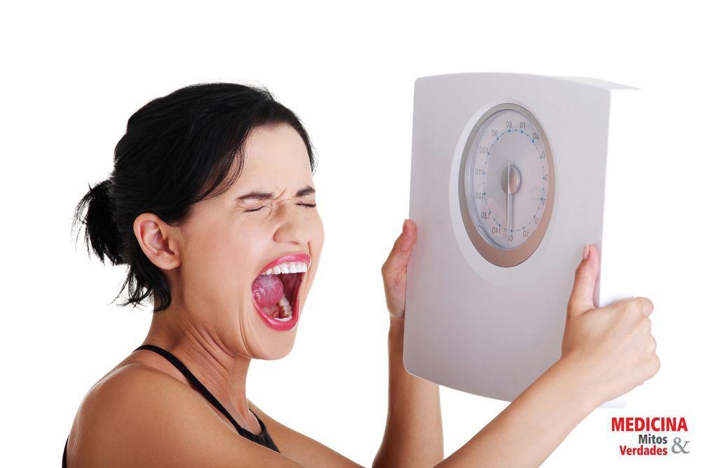 Por que eu tenho tendência a engordar?