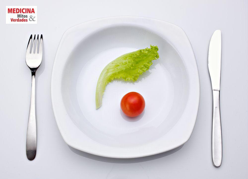 Comer pouco faz engordar em dobro