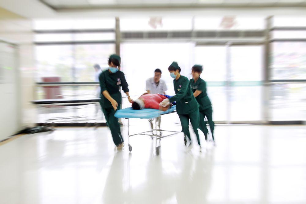 Anestesia em casos de emergência