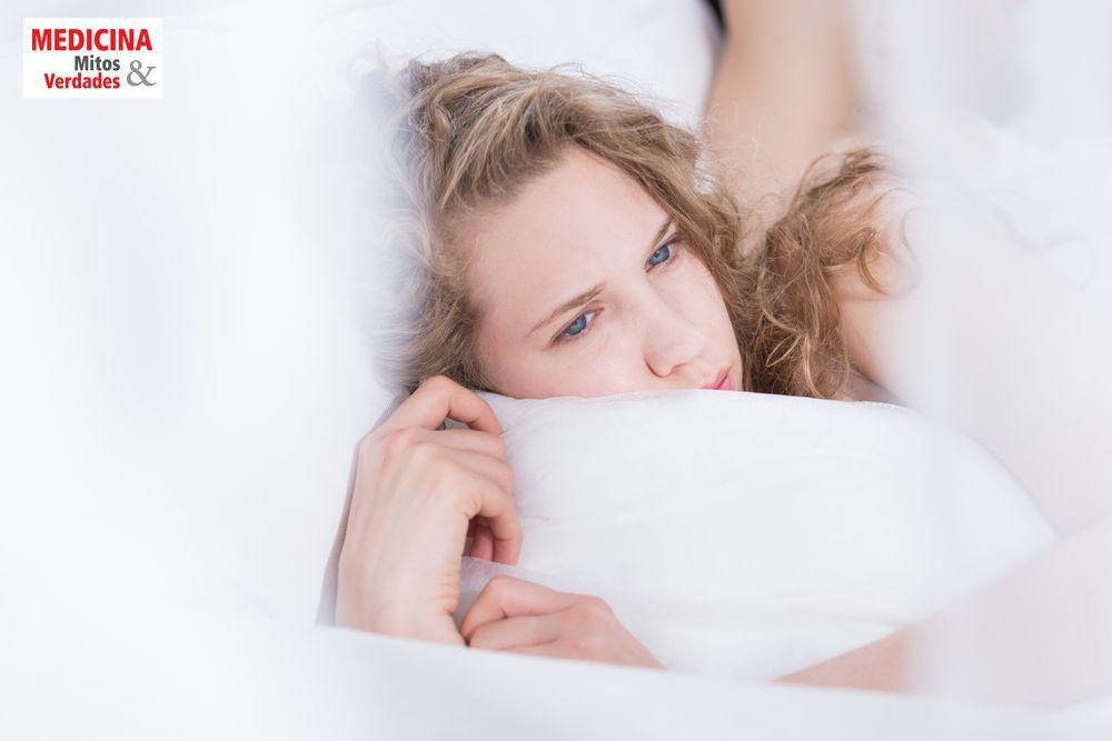 Falta de lubrificação vaginal