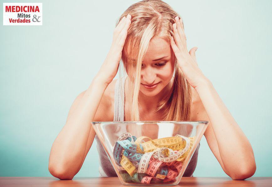 Os maiores enganos nas dietas de emagrecimento