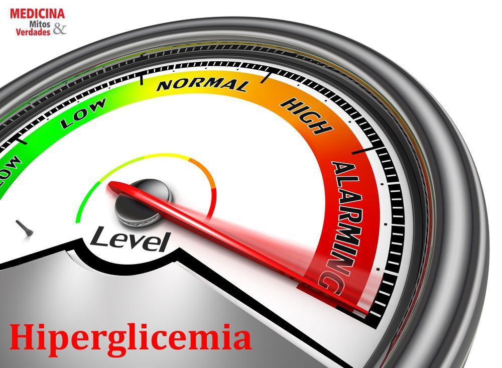 Causas e consequências da hiperglicemia