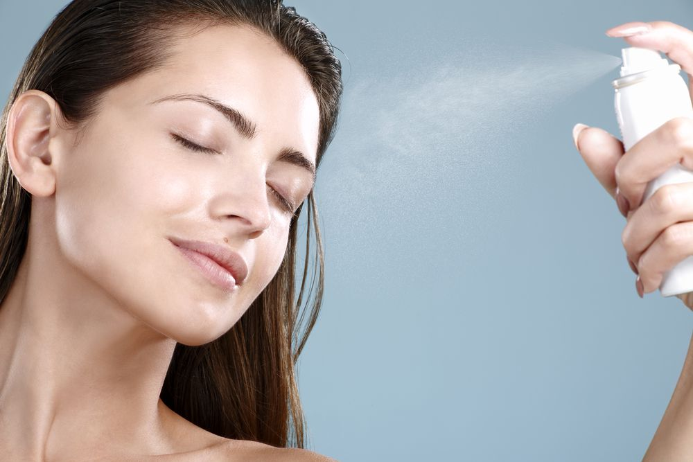 Água que cura e protege a pele: termal e micelar