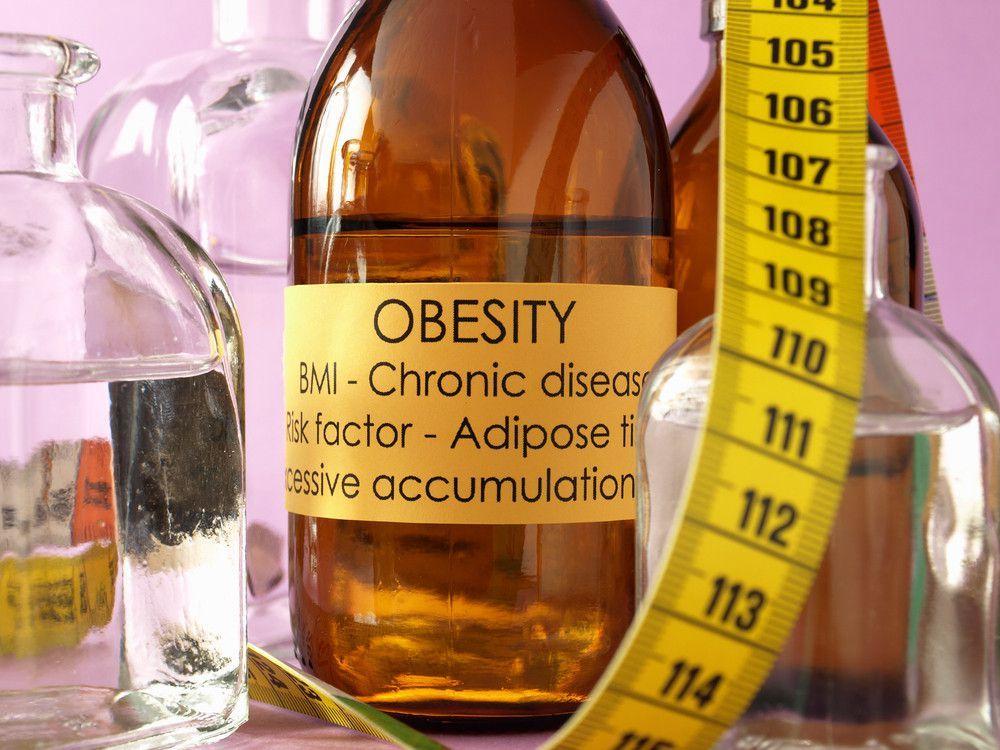 A obesidade nem sempre é efeito de alta ingestão calórica