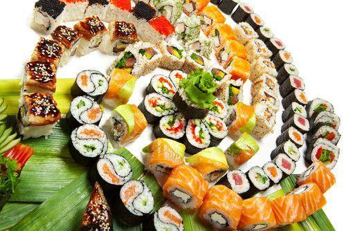 Comida japonesa é calórica sim!