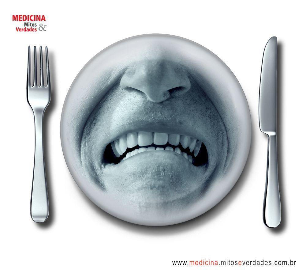 Diarreia por contaminação alimentar