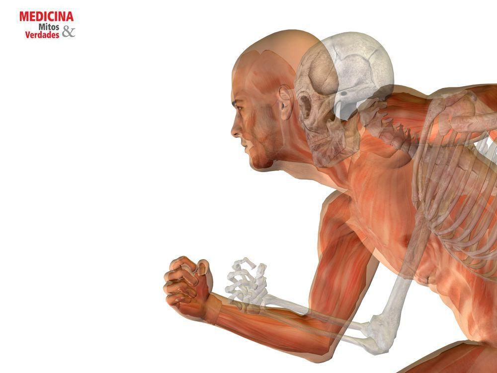 Dor muscular após atividade física
