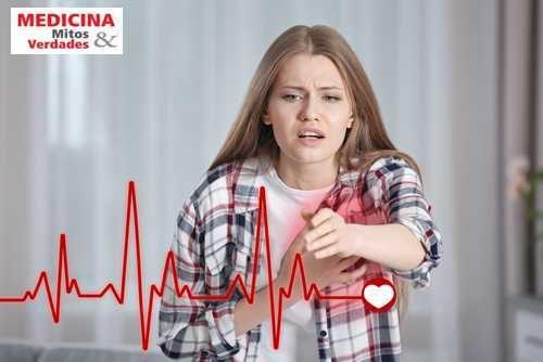 Palpitação no coração: o que pode ser?