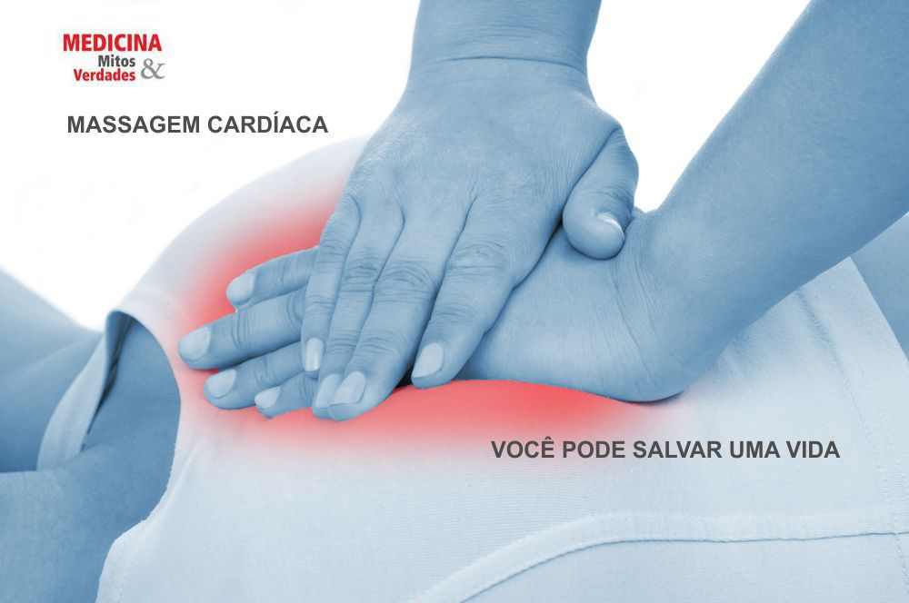 Massagem cardíaca